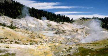 Mt Shasta lassen volcanic national park