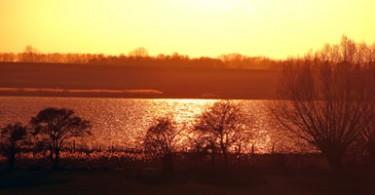 Sonnenuntergang Poel