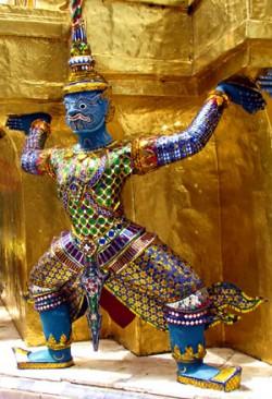 Thailand Figur