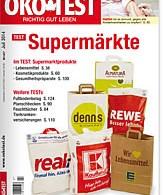 Ökotest Supermärkte