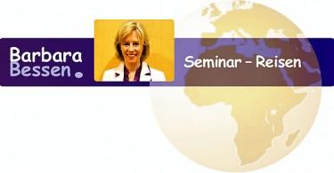 Barbara Bessen: Reisen und Seminare