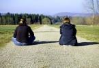Ruhe und Pause