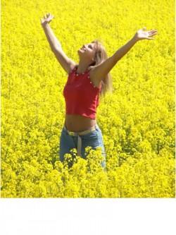 Empfange das Leben. Öffne dich für die Essenz dieses Lebens. Halte deine Organe gesund – und verweigere sie der Organspende-Mafia. Bild: Manuela Tornow (www.wunderschule.com)