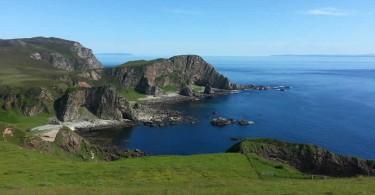 Schottland - Inseln - Meer