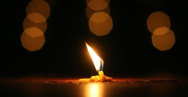 Licht Kerze Kraft