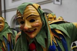Narr Karneval Maske