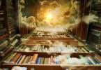 Bibliothek Gedanken Bücher