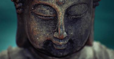 buddha - zen - kopf
