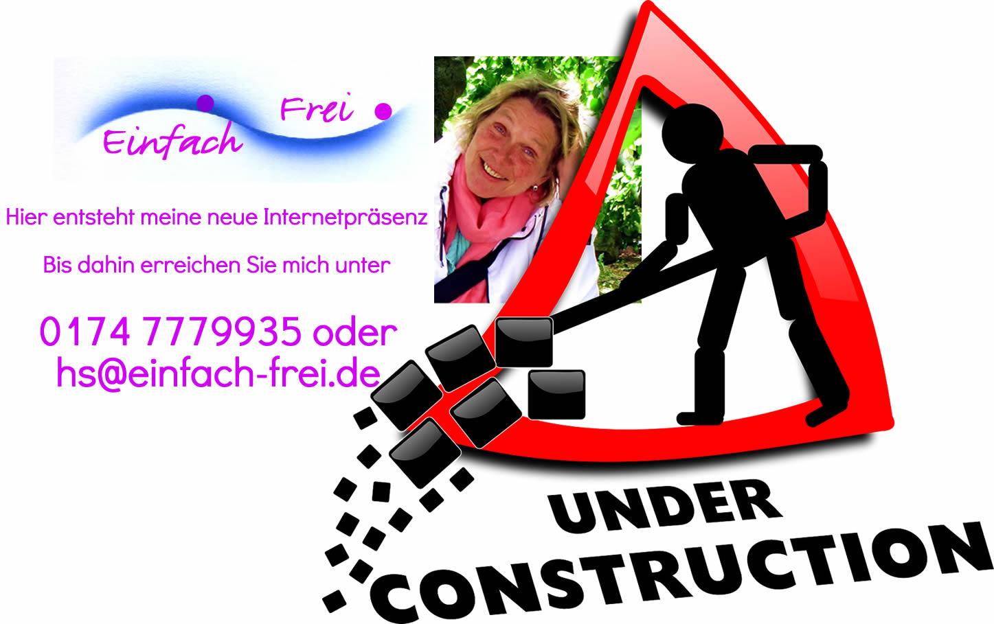 Baustelle einfach-frei