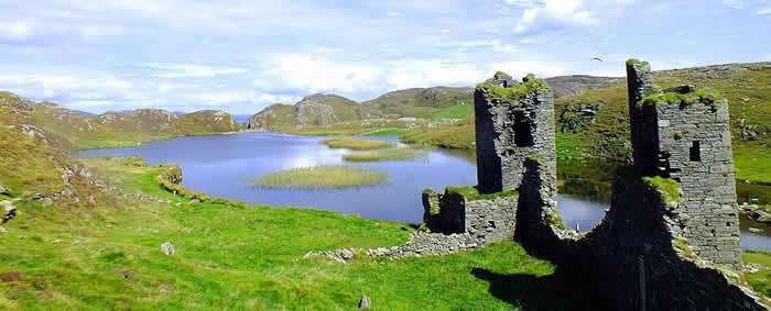 Barbara-Bessen-Irland -2017-felsen-wasserfall
