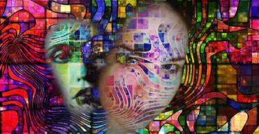 gesichter-bunt-mosaik-surreal