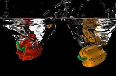 Wasser-paprika