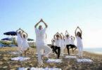 Strand-yoga