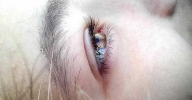 Auge-gesicht-gras-eye