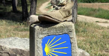 schuh-wandern-jacobsweg-shoe