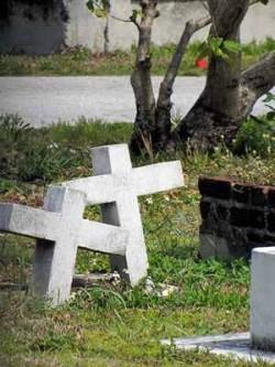 zwei Kreuze