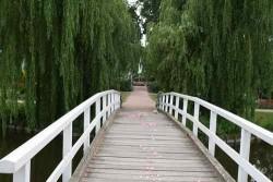 Macht des Gebetes Brücke