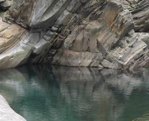 Steine und Ruhe