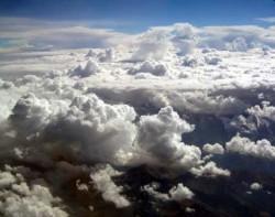 Quantenphysik der Unsterblichkeit Wolken