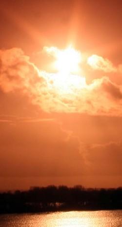 Meditieren im Alltag Licht