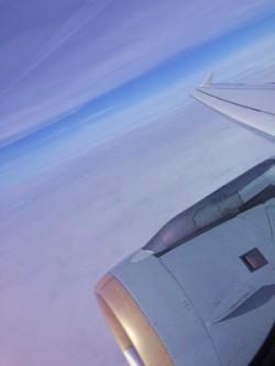 Wirkung von Reiki im menschlichen Energiesystem - 300 Flug