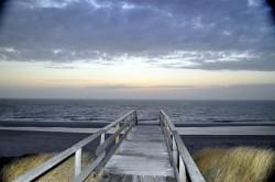 Strandweg auf Sylt