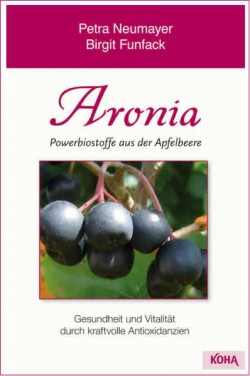 Aronia Apfelbeere Buchtipp