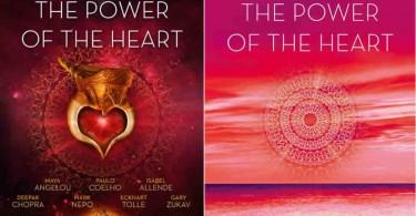 The power of the heart - Buch und DVD