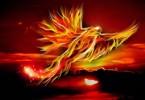 Feuer Vogel