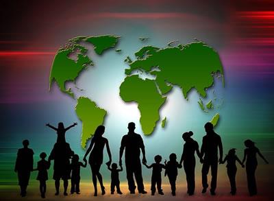 Gemeinschaft der Menschen