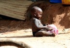 Armut und Kind