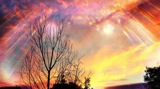 Licht-Himmel-sky