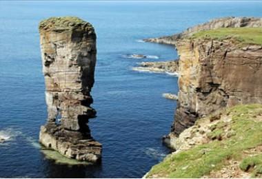 Schottland - Felsen