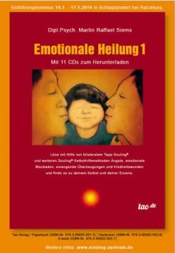 Emotionale Heilung 1 - Buchcover
