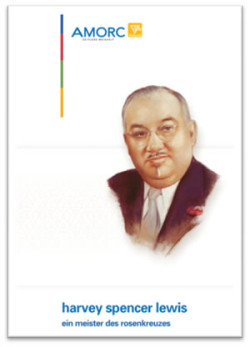 Harvey Spencer Lewis, Ein Meister des Rosenkreuzes