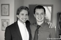 Benjamin und Raphael Krämer