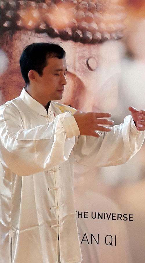 Master Zhu