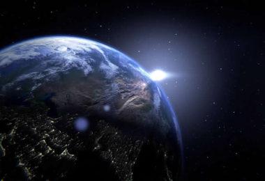 Erde-Welt-Sonne-Erde-Welt-Sonne-planet