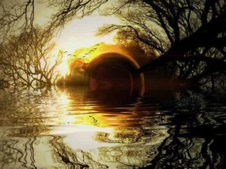 Wasser-Sonne-mystisch-water