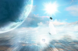 Gaia Channeling-engel-licht-planet-ascension