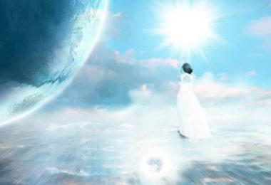 Gaia Channeling-engel-licht-planet-ascension