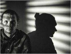 Schattenanteil schatten portrait mann
