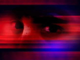 Augen-rot-violett-mystisch-eyes