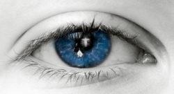 Liebe und Resonanzfeld Auge