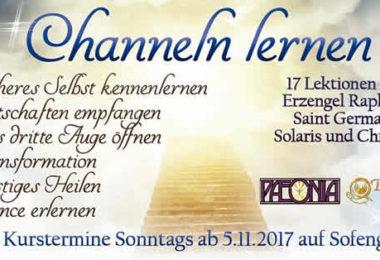 channeln-Georg-Huber-Kurs