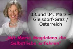 03.und 04. März – Gleisdorf-Graz/Österreich