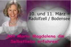 10. und 11. März – Radolfzell / Bodensee