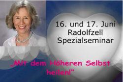 16. und 17. Juni Radolfzell / Bodensee | Spezialseminar