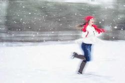 Spontan Heilungen Freude Schnee