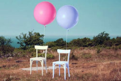 Entscheidungshilfe stuhl baum ballons chair